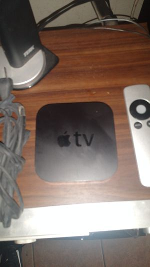 Apple TV A1427 Gen3 with remote for Sale in Phoenix, AZ