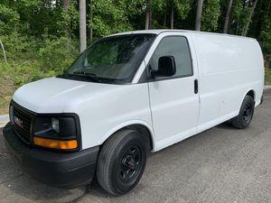 2003 GMC Savanna 1500 cargo van - Chevy Express Ford E250 Dodge Sprinter work van for Sale in Germantown, MD