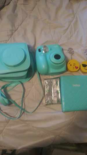 Instax camera with accessories for Sale in Hollister, CA