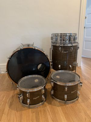 70s Vintage Rogers Power Tone Drums for Sale in Monrovia, CA