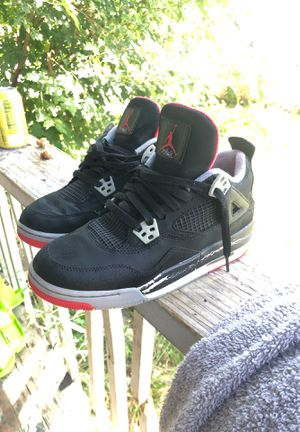 Sz 6 classic air Jordan 4 for Sale in Grove City, OH