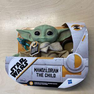 The Child / Baby Yoda Talking Plush Toy for Sale in Ellenton, FL