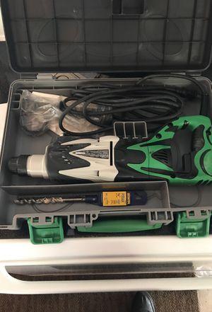 Hitachi rotary hammer drill for Sale in Wenatchee, WA