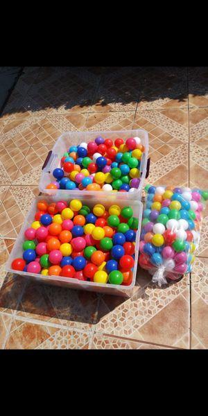 Toy plastic balls for Sale in El Monte, CA