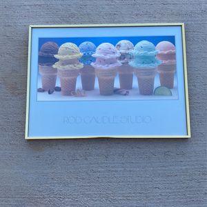 Ice Cream Print -Rod Caudle Studio for Sale in Las Vegas, NV