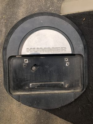 Hummer H2 spare tire cover for Sale for sale  PA, US