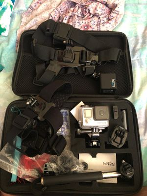 GoPro hero 4 with some accessories for Sale in Escondido, CA