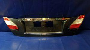 INFINITI M35h M37 M56 Q70 REAR TRUNK LID HATCH LICENSE PLATE GRAY (K52) # 52209 for Sale in Fort Lauderdale, FL