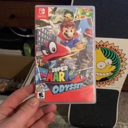 Super Mario Odyssey for Sale in Mercer Island,  WA