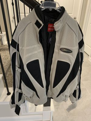 Motorcycle Jackets - Nitro Racing, Fieldsheer, Teknic for Sale in Richmond, TX