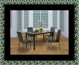Table with 4 chairs for Sale in Washington, DC