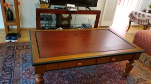 Coffee table by Bassett for Sale in Alexandria, VA