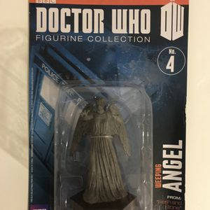 Doctor Who Weeping Angel Figurine for Sale in Miami, FL