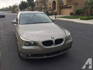 2005 Bmw 550i for Sale in Louisville, KY