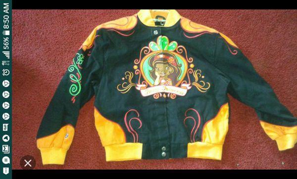 Black princess junior jacket
