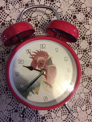 Rooster alarm clock for Sale in Tacoma, WA