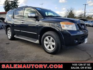 2010 Nissan Armada for Sale in Portland, OR
