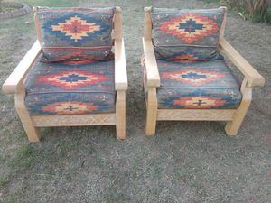 Western style chairs for Sale in Phoenix, AZ