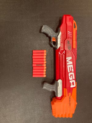 Mega Nerf Gun for Sale in Oakbrook Terrace, IL