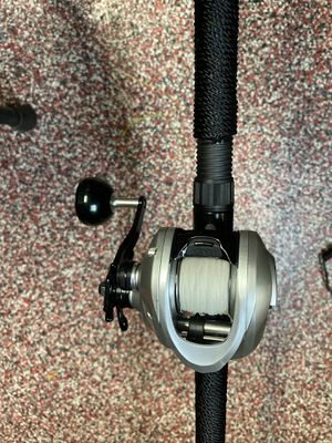 Fishing reel combo for Sale in Seal Beach, CA