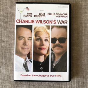 Charlie Wilson's war. DVD movie for Sale in Glenshaw, PA