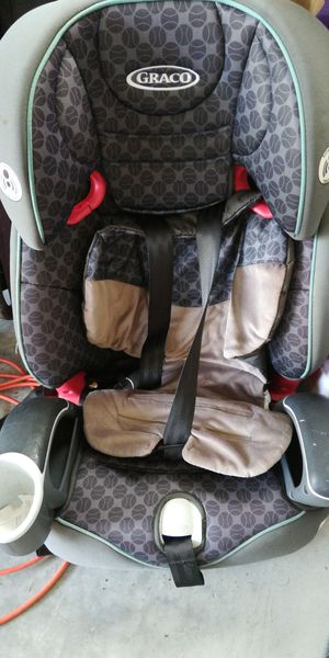 Graco nautilus non expired car seat excellent condition for Sale in Wayland, MA