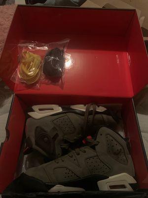Travis Scott x Air Jordan 6 Retro GS for Sale in Phoenix, AZ