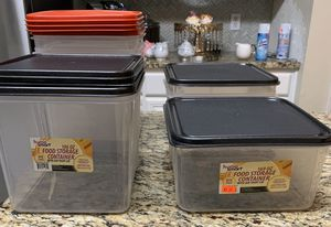 Large Food Storage Container with Lid for Sale in Grand Prairie, TX