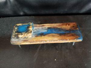 Mini epoxy river table (Barbie size) for Sale in Mission Viejo, CA