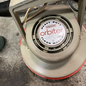 Orbiter Floor Polishing/cleaning Machine for Sale in Portland, OR