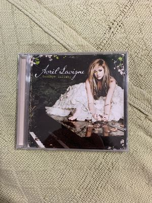 Aril Lavigne Goodbye lullaby CD for Sale in The Bronx, NY