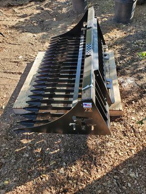 Skid steer rock bucket for Sale in Upland, CA