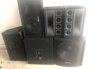 MCM Low, mid and high AMPs for Sale in Alexandria, VA