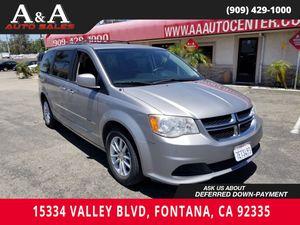 2014 Dodge Grand Caravan for Sale in Fontana, CA