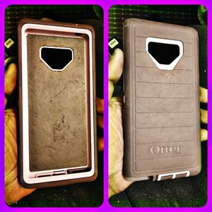 Like New Samsung Galaxy Note 9 OtterBox Case for Sale in Lexington, KY