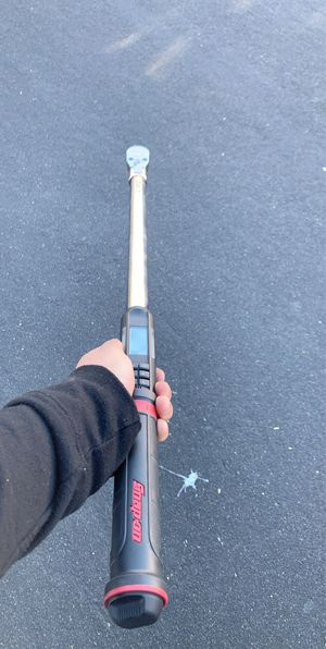 Snap-on Torque Wrench for Sale in Hayward, CA