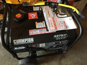 Generator for Sale in Aspen Hill, MD