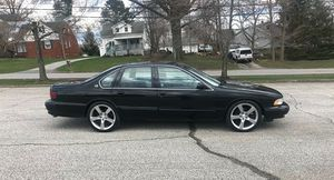 96 Black Chevy for Sale in Arlington Heights, IL