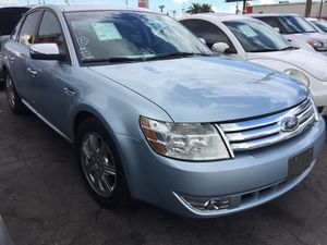 2008 Ford Taurus Limited $500 down delivers for Sale in Las Vegas, NV
