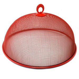 Smart Home Esential, Red Mesh, WindProof Food Cover Set Of 3 Pcs RED 100% New for Sale in Pensacola, FL