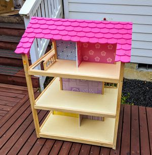 Large Doll house with doll furniture for Sale in Port Orchard, WA