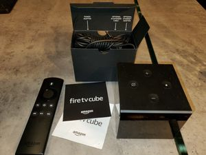 Amazon Fire 🔥 Cube loaded with extras for Sale in New York, NY