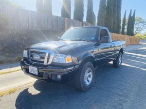 2007 Ford Ranger XLT 4cyl Low Miles for Sale in San Diego, CA