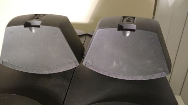 Bose CineMate and p 3-2-1 speaker system no cords