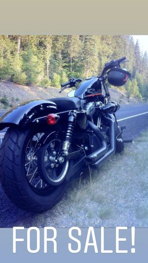 2011 Harley Davidson Sporster for Sale in Quincy, WA