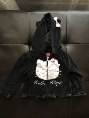 Hello Kitty girls size 12m track suit for Sale in Boca Raton, FL