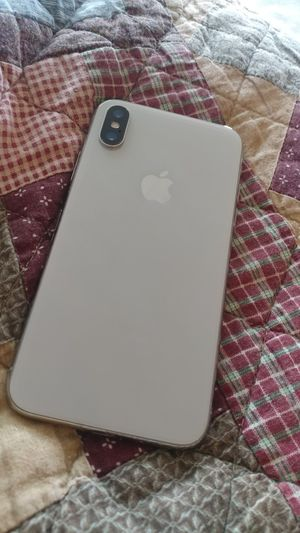 iPhone X flawless condition for Sale in Lynnwood, WA
