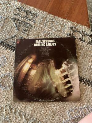 Earl Scruggs vinyl for Sale in Los Angeles, CA