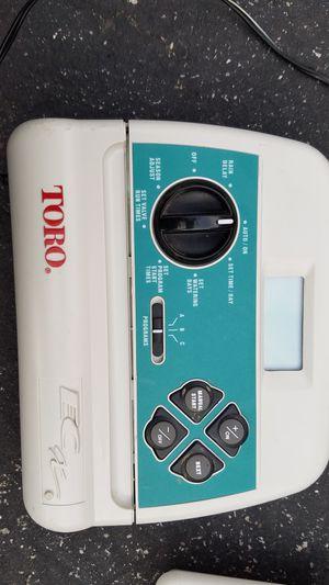 Toro automatic sprinkler timer for Sale in Santa Clarita, CA
