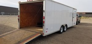 Pace American 8.5x24x6.5 Enclosed Car Hauler for Sale in Lubbock, TX